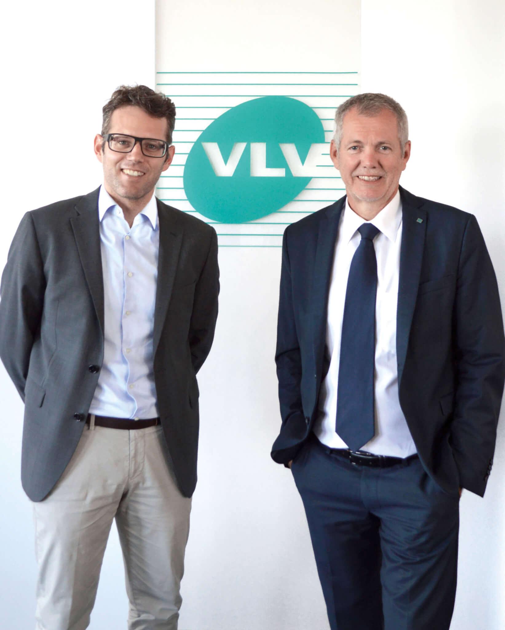 Robert Sturn VLV und Werner Flatz Anivo